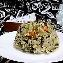 上海菜饭-咸酸饭-最爱锅巴-本帮菜-蜜桃爱营养师私厨