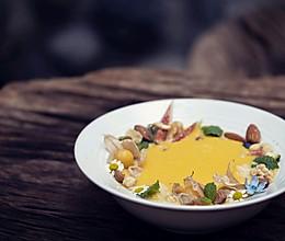 #入秋滋补正当时#奶油南瓜汤的做法