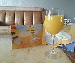 新鲜橙子汁的做法