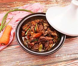 #春天肉菜这样吃#胡萝卜烧羊肉的做法
