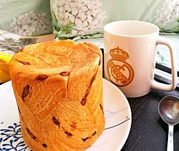 丹麦树桩面包的做法