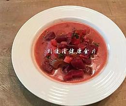 Borscht 甜菜根汤的做法