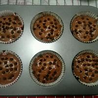 巧克力麦芬蛋糕(超柔软)的做法图解9