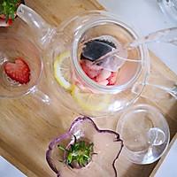 草莓桂花茶的做法图解5