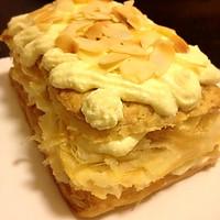 法式Chiboust Cream(卡仕达酱+淡奶油)的做法图解7