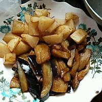 茄子烧土豆的做法图解3