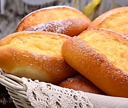 【罗宋甜面包】——COUSS CO-750A智能电烤箱出品的做法