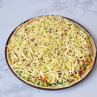 新奥尔良鸡肉披萨的做法图解10