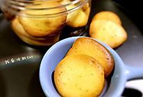 小朋友的零吃-香草蛋黄小饼干#一机多能 一席饪选#的做法