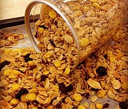 什锦燕麦片的做法