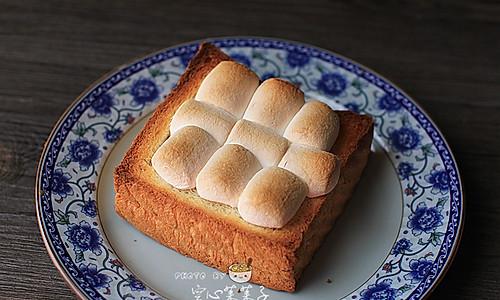 棉花糖吐司的做法