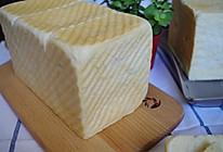 超柔软的北海道土司(直接法)的做法
