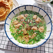 焦作博爱牛肉丸子汤❤️舌尖上的中国