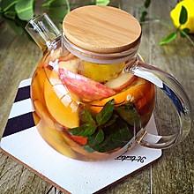 夏日缤纷鲜果茶