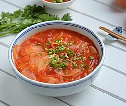 #精品菜谱挑战赛# 西红柿土豆片的做法