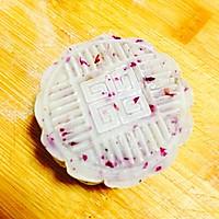 玫瑰冰皮月饼的做法图解15