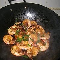 酱烧大虾的做法图解7