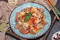 蒜香牛肉的做法