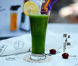 黄瓜蜂蜜饮#豆果魔兽季邪能饮料#的做法