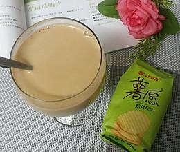 丝袜奶茶(无淡奶油版)的做法