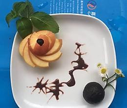 艺术水果盘的做法