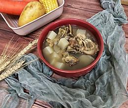 #今天吃什么# 萝卜牛骨汤的做法