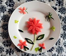 水果拼盘~花儿的做法