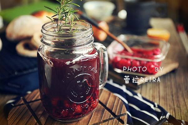 冬季热饮之覆盆子热红酒的做法