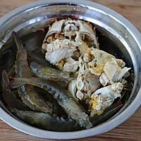 虾蟹粥(煮)#胆·敢不同,美的原生态AH煲#的做法图解13