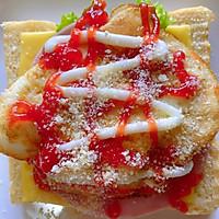 開放式三明治的做法圖解5
