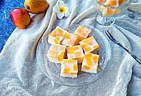 芒果牛奶布丁#嘉宝笑容厨房#的做法