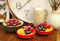水果挞水果蛋挞的做法