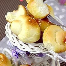 淡奶油小餐包#松下烘焙魔法学院#