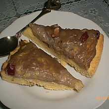 糖尿病也可以吃的红枣香蕉派