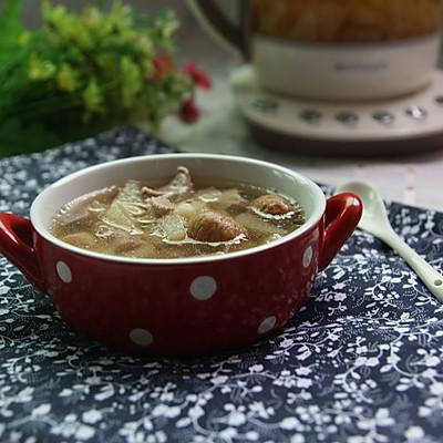 【秋季润肺】雪梨川贝瘦肉汤