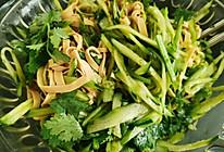 凉拌黄瓜豆腐丝的做法