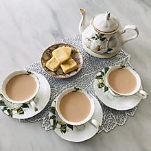 焦糖奶茶☕️