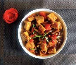 西红柿豆腐的做法