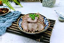 #无腊味,不新年#卤猪舌的做法