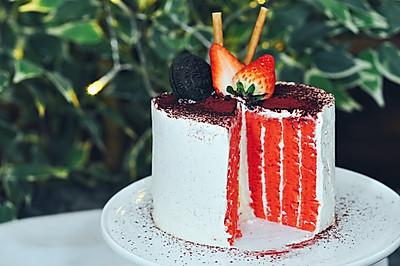 红丝绒蛋糕、年轮漩涡蛋糕