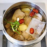 小雪宜喝滋补汤   滋补羊肉粉丝汤的做法图解4