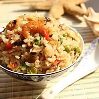 什锦海鲜焖饭的做法图解14