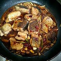 红烧鱼块#金龙鱼外婆乡小榨菜籽油 最强家乡菜#的做法图解5