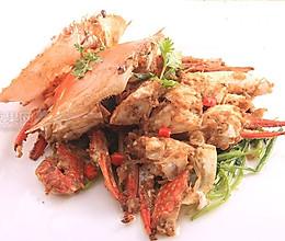 川味香辣蟹—《顶级厨师》参赛作品的做法