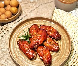#全电厨王料理挑战赛热力开战!#蒜香烤鸡翅的做法