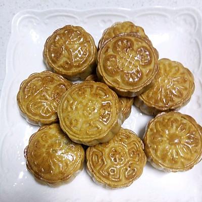 莲蓉蛋黄月饼50g(10个)