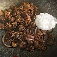 干锅鸡杂#我要上首页下饭家常菜#的做法图解12