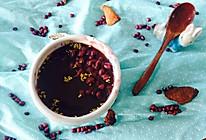 桂花陈皮红豆沙的做法