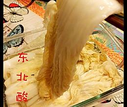 简易版东北酸菜的做法