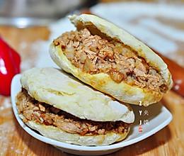 九阳烘焙剧场#烤箱之肉夹馍的做法
